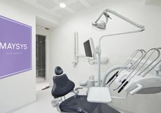 dental surgery  Brand identitty design by tomorrow people