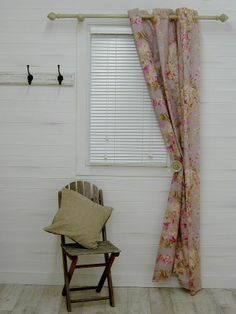 French Cameo Toile Linen Curtain Fabric - The Millshop Online