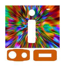 Skin Wrap for JoyeTech eVic VT 60w Watt Decal Vape Sticker - TRIPPY V2