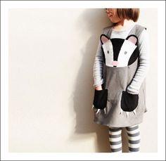Wild Thing Dresses - Badger Dress