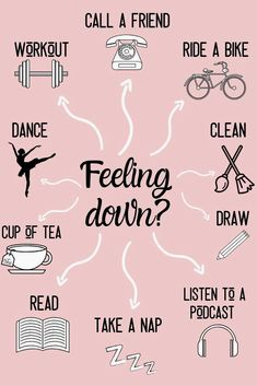 Mental health is SOO important. I have had my fair share of bad mental health days weeks and even months .When i'm feeling down I try all of these things to help make myself feel better and more motivated! Ways to Improve Mental Health Motivacional Quotes, Life Quotes, Wisdom Quotes, Friends Workout, Vie Motivation, Health Motivation, Positive Motivation, Improve Mental Health, Mental Health Quotes