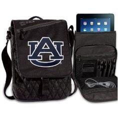Auburn IPAD BAGS TABLET CASES Auburn Tigers College Logo Holders Tablets, E-readers Netbooks Ipads, Ipad 2, Kindle, Nook (Electronics)