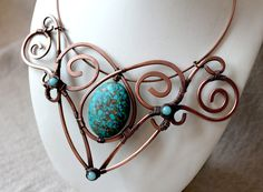 LATEST COPPER JEWELLERY | Wire Moon