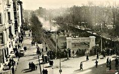 pl. Wolności (Weltzienplatz), Bydgoszcz - 1942 rok, stare zdjęcia Teak, Street View