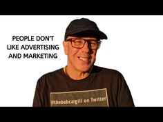 People Don't Like Advertising and Marketing - Bob Cargill
