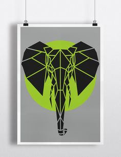Lime-Elephant-Poster.jpg (1000×1300)