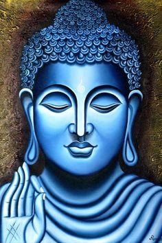 What is Your Painting Style? How do you find your own painting style? What is your painting style? Buddha Artwork, Buddha Wall Art, Buda Painting, Buddha Drawing, Indian Art Paintings, Art Drawings Sketches Simple, Buddhist Art, Mandala Art, Meditation Art