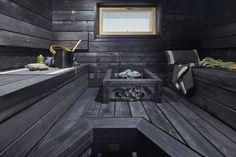 Porin asuntomessut 2018, Designtalo Noste. #designtalo #asuntomessut Decor, Room, Tile Floor, Home Decor, Flooring, Fireplace