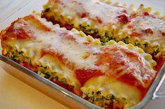Spinat-Quark Lasagne, ein sehr leckeres Rezept aus der Kategorie Gemüse. Bewertungen: 14. Durchschnitt: Ø 3,9.