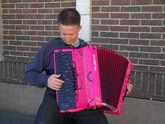 YMCA on the #accordion - Junior Hubrich