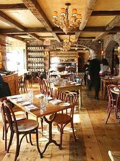 Morandi, West Village, NYC (for locals) 211 Waverly Place - possible brunch place for anniversary