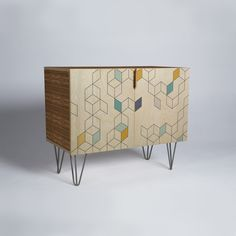 Florent Bodart Keziah Day Credenza | DENY Designs Home Accessories