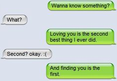 best first text message to a girl