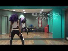 Full Body Workout with Afrobeat Styleeee :-) | MoveDanceSweat | Bloglovin'
