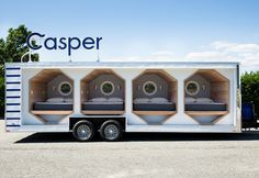 Casper Launches a Mobile Nap Tour