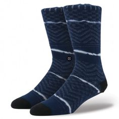 When waging war against conformity, tap Stance's Armor. For a unique appearance that's especially fresh, the sock is hand-dyed. Its premium combed cotton offers a plush ride while a reinforced heel and toe provide additional durability. The sock's deep heel pocket and elastic arch also ensure it matches your moves. Shield yourself from the ordinary with Stance's Armor $16