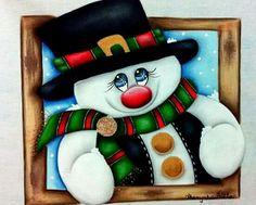 Boneco de neve tr