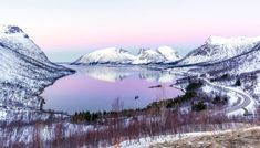 Dawn over the fjord by Sergey Agapov Holidays In Norway, Places Of Interest, Cool Photos, Amazing Photos, Mount Everest, Island, Mountains, Nature, Photography