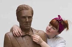 Life-Size Chocolate Benedict Cumberbatch Is A Real Thing That Exists