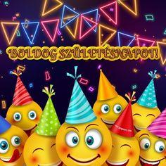 Boldog születésnapot! - Megaport Media Disney Cartoon Characters, Disney Cartoons, Share Pictures, Animated Gifs, Christmas Ornaments, Halloween, Holiday Decor, Birthday, Diy