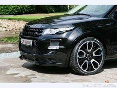 Land Rover Range Rover Evoque Coupe SD4 Overfinch GTS