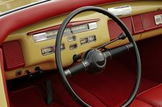 Paul Planette Coachcraft Mercury Roadster 1939