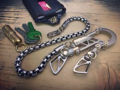 Wallet Chain, Old School, Old Things, Personalized Items, Style, Swag, Outfits