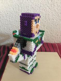 Buzz lightyear de toy story hama beads