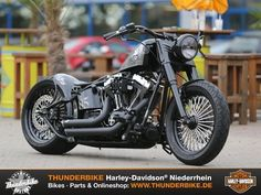Harley-Davidson Fatboy soft tail