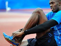 Usain Bolt. (Fastest Man on earth)