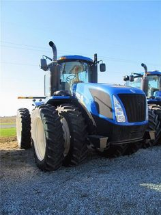 Midwest Tractor Sales - New Holland T9.390