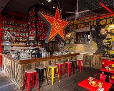 roy zsidai transforms ruin pub in budapest into spiler shanghai bistro Modern Restaurant, Cafe Restaurant, Restaurant Design, Restaurant Interiors, Restaurant Concept, Chinese Restaurant, Cafe Bar, Shanghai, Budapest