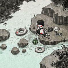 Korean artist. Cultura Inquieta 10