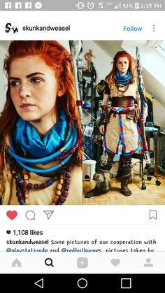 This was a look too cool to pass up! Screenshotted from Instagram. Amazing Costumes, Cool Costumes, Cosplay Costumes, Dnd Cleric, Villain Costumes, Fantasy Clothes, Fantasy Costumes, Medieval Clothing, Larp