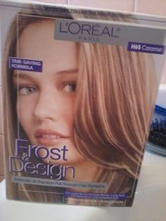 A step-by-step guide to adding blonde streaks to highlight your dark hair at home. Lists what products to use and how to get awesome streaks that look great and save you money. Home Highlights Hair, Cap Highlights, Brown Hair With Blonde Highlights, Brown To Blonde, Colored Highlights, White Blonde, Blonde Hair At Home, At Home Hair Color, Hair Color For Black Hair