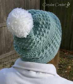 I have been wanting to create this beanie pattern for a while now. I have been feeling a little unmotivated lately. The Christmas holiday is behind us and