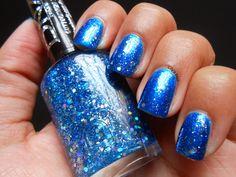 Lily's Nail: Glitterissima Trendy - DNA Italy + Safira - Fina F...