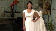wedding dress for less