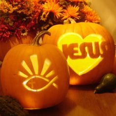 Halloween is a holiday often taken over by the scary and ghoulish, but that should not deter Christian families from carving pumpkins. Pumpkin...