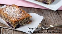 Thumbnail image for Cherry Poppy Seed Cake and an OXO Scale Giveaway