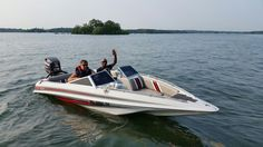 My Hydrostream Valero YT Bowrider on the St Lawrence River. Fast Boats, Cool Boats, Speed Boats, Ski Boats, St Lawrence, Yacht Boat, Motor Yacht, Jet Ski, The St