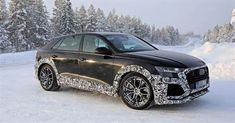 Audi's newly reorganised Sport performance car division is set to significantly broaden its line-up with the addition of an extended number of RS-badged SUV models within the next 12 months, its newly . Audi All Models, Suv Models, New Audi R8, Audi Rs, Sport Suv, Sport Seats, Bmw X6, Mercedes Amg, Lamborghini