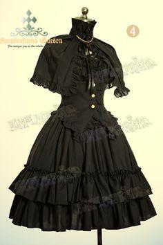 Kuro Lolita Dress