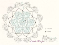 12-petal circle. pattern for: http://pinterest.com/pin/149041068888723550/