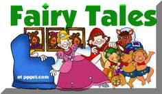 Reading Fun: FairyTales, Fables, FolkTales - powerpoints