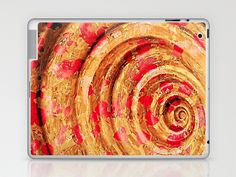 Mussel Abstract Laptop & iPad Skin by Fine2art - $25.00