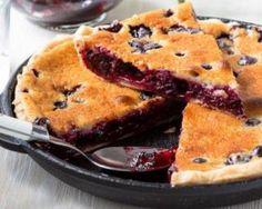 Gâteau à la poêle aux groseilles : http://www.fourchette-et-bikini.fr/recettes/recettes-minceur/gateau-la-poele-aux-groseilles.html