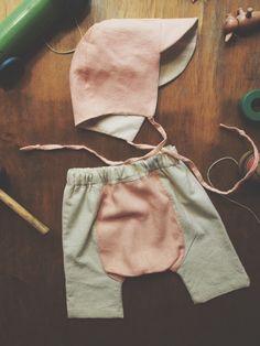 Image of Garden Cap + Garden Trouser Set