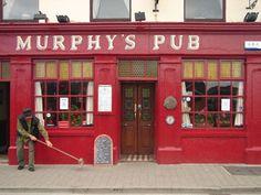pubs in Ireland!