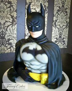 Batman - For all your cake decorating supplies, please visit craftcompany.co.uk